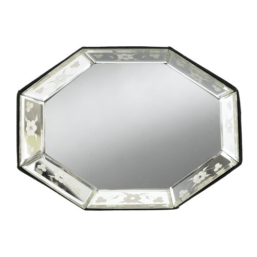 Venetian Gems Petri Small Mirror Tray