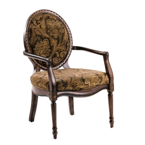 Madison Chenille Arm Chair