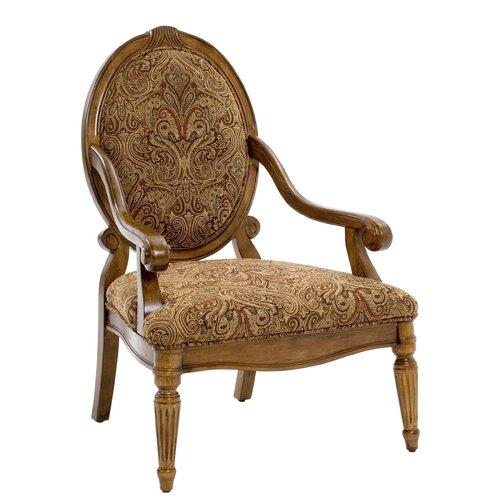 Comfort Pointe Clark Chenille Arm Chair