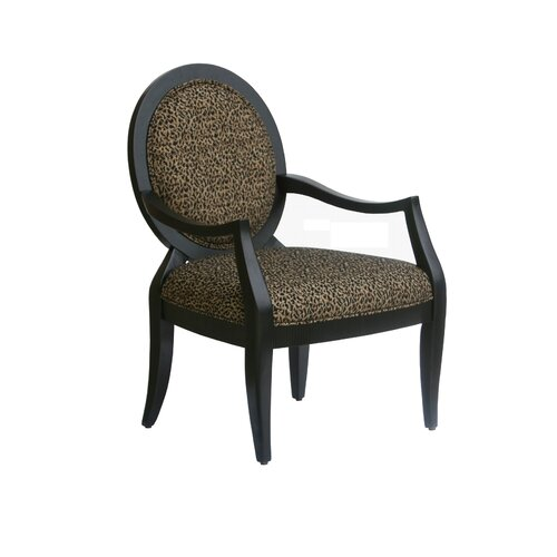 Lenox Chenille Arm Chair