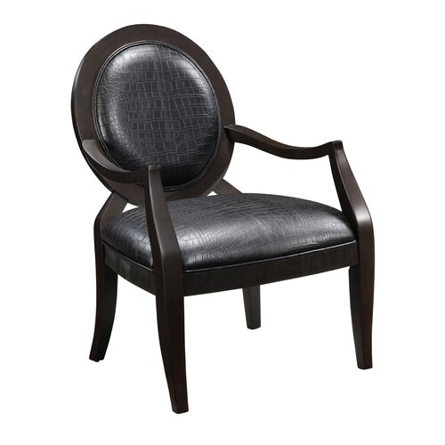 Coast to Coast Imports LLC Leather Arm Chair