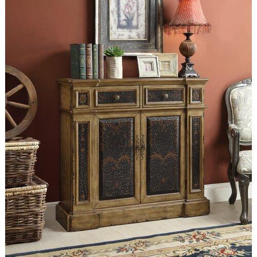 2 Drawer 2 Door Cabinet Wayfair