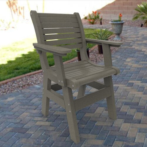 Malibu Outdoor Living Newport Dining Arm Chair