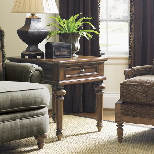 Lexington Quail Hollow Corbin End Table