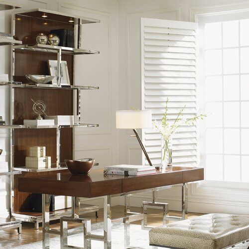 "Lexington Mirage Kelly 96.25"" Bookcase"
