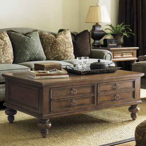Quail Hollow Fairfax Coffee Table