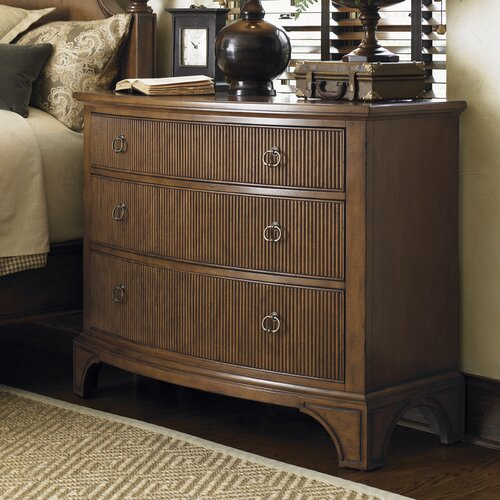 Quail Hollow Mason 3 Drawer Dresser