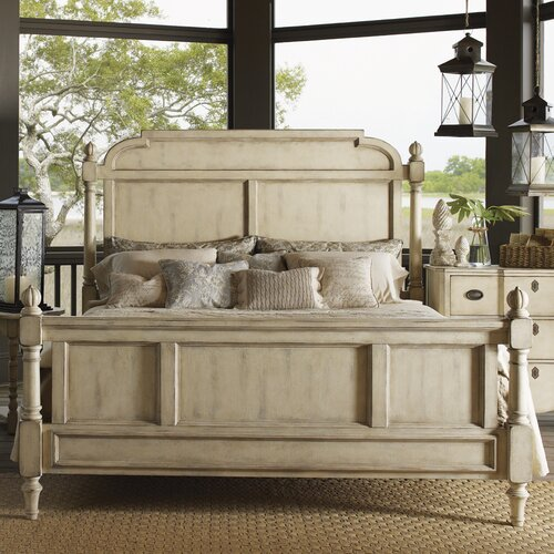 Twilight Bay Hathaway Panel Bed