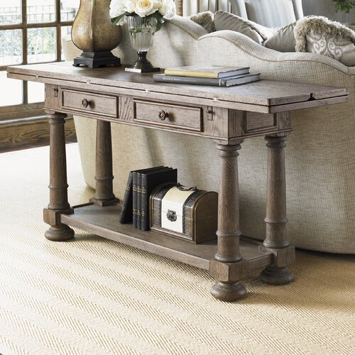 La Tourelle Concorde Console Table