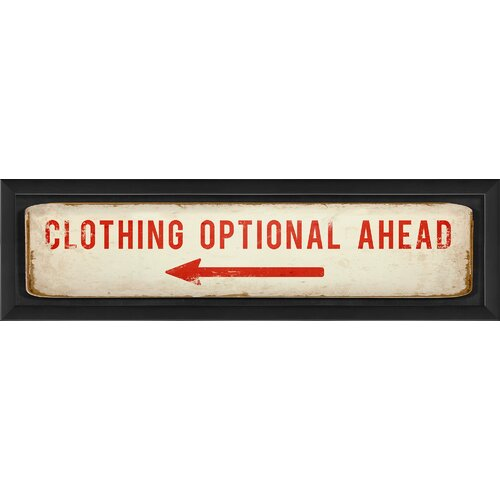 Blueprint Artwork Clothing Optional Ahead Framed Textual Art