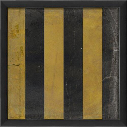 The Artwork Factory Signal Flag G Framed Graphic Art