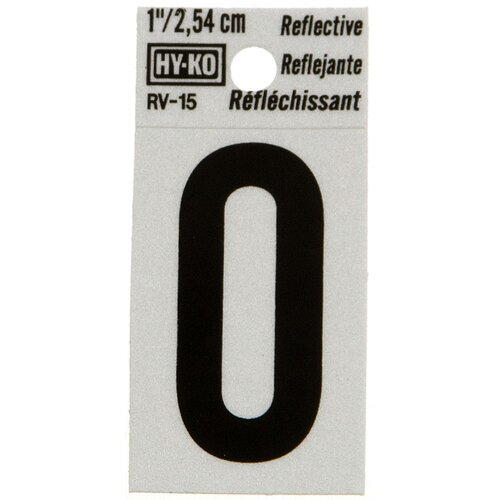 Hy-Ko Reflective House Number