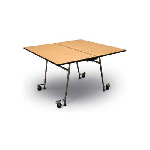 Midwest Folding Products Square Folding Table