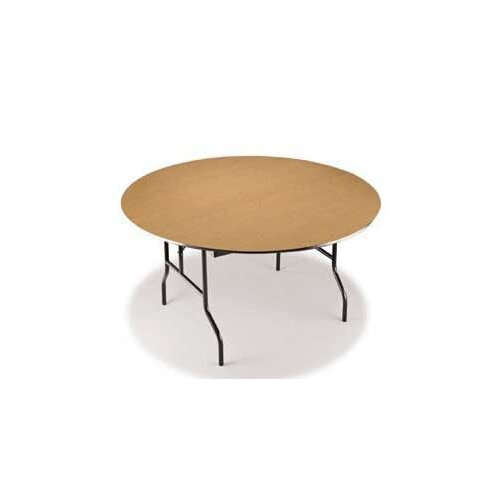 "Midwest Folding Products F Series 48"" Round Folding Table"