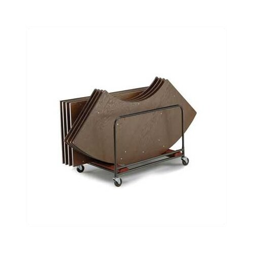 Midwest Folding Products Standard Caddy for Rectangular/Serpentine Table Dolly
