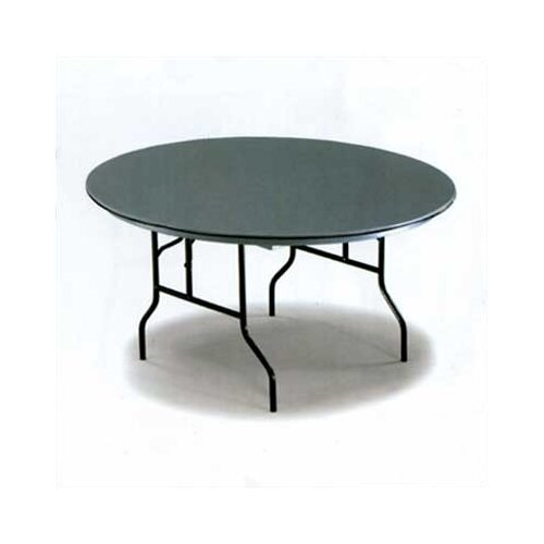 Midwest Folding Products NLW Series Round Folding Table