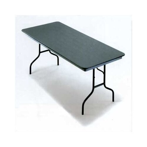 Midwest Folding Products NLW Series Rectangular Folding Table