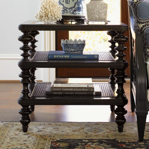 Tommy Bahama Home Royal Kahala Tropic End Table
