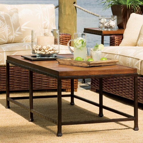 Tommy Bahama Home Ocean Club Reef Coffee Table