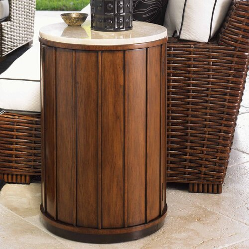 Tommy Bahama Home Ocean Club Fiji End Table