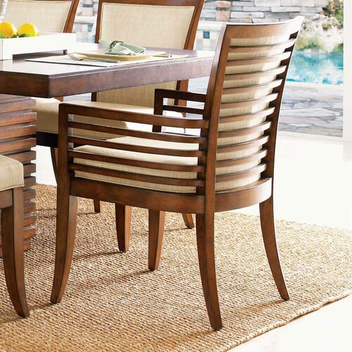 Tommy Bahama Home Ocean Club Kowloon Arm Chair