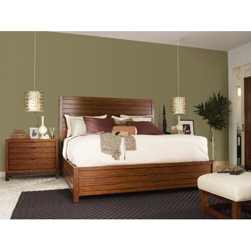 Tommy Bahama Home Ocean Club Sea Island Platform Bed