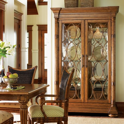 Tommy Bahama Home Island Estate Mariana China Cabinet