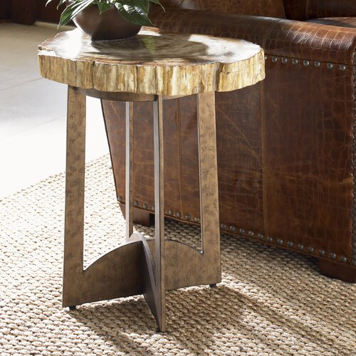 Tommy Bahama Home Road to Canberra Adderley End Table