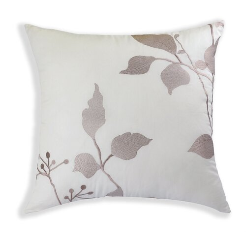 Nygard Home Camille Embroidered Square Pillow