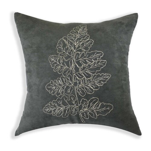 Nygard Home Carlton Embroidered Square Pillow