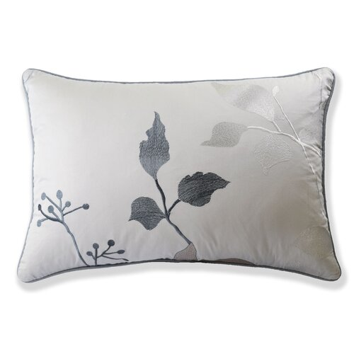 Nygard Home Camille Embroidered Breakfast Pillow