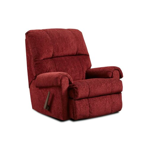 Chelsea Home Grace Handle Chaise Recliner