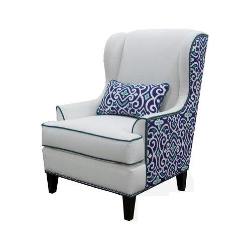 logan wing chair wayfair