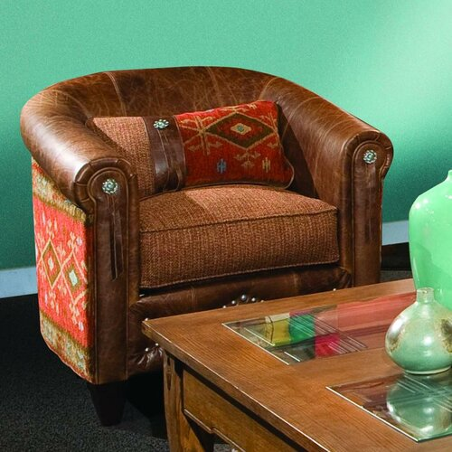 Chelsea Home Daltry Leather Chair