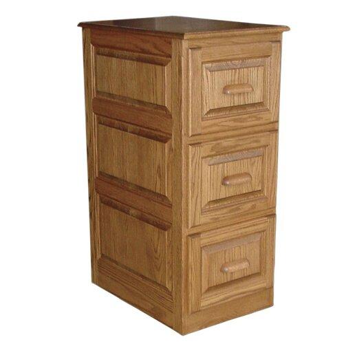 Bergen 3-Drawer File Cabinet