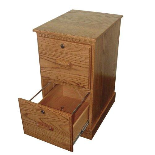 Camden 2-Drawer File Cabinet