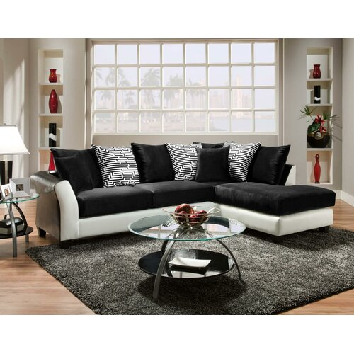 Chelsea Home Lambda Sectional