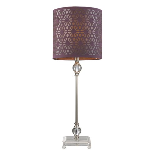 HGTV Home Caravan Laser Cut Table Lamp