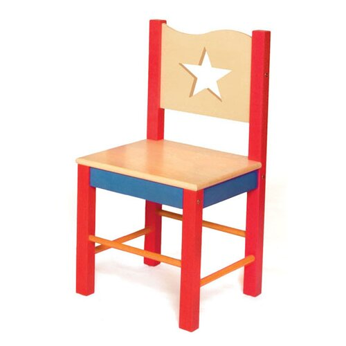 Room Magic Star Rocket Children's 2 Piece Table and Chair Set