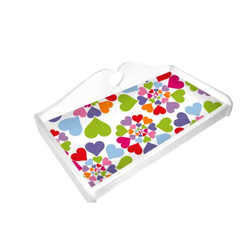 Room Magic Heart Throb Changing Pad Cover
