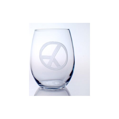 Peace 21oz Red Wine Tumbler (Set of 4)