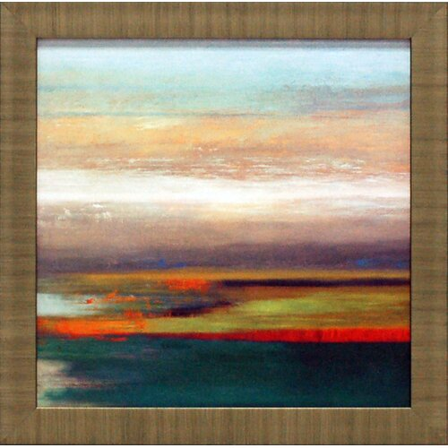 Artistic Reflections Tribute I Framed Painting Print