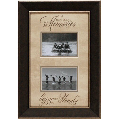Treasured Memories Photo Frame