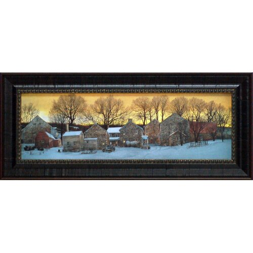 Artistic Reflections Hamlet Framed Painting Print