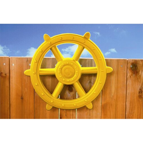 Eastern Jungle Gym Deluxe Captains Ship Wheel
