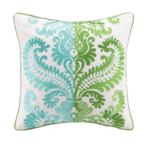 Sis Boom by Jennifer Paganelli Barcelona Embroidered Pillow