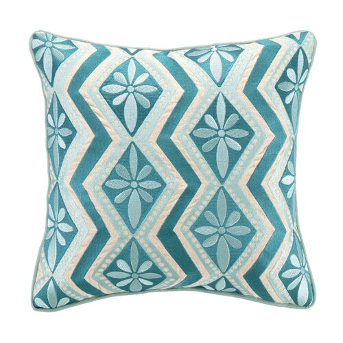 Bahir III Linen Embroidered Pillow