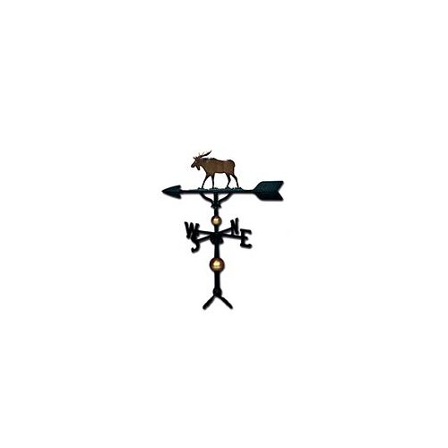 Montague Metal Products Inc. Deluxe Moose Weathervane
