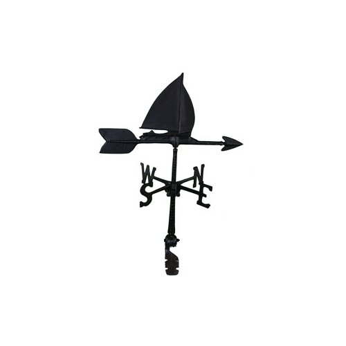 Montague Metal Products Inc. Sailboat Weathervane