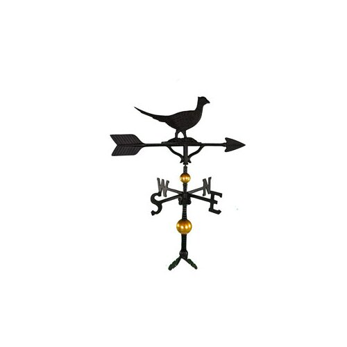 Montague Metal Products Inc. Deluxe Pheasant Weathervane